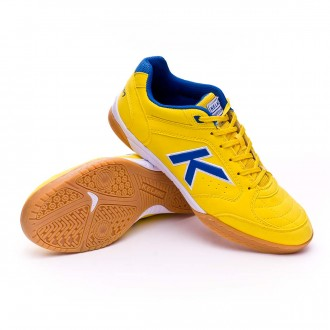 Zapatilla  Kelme Precision Amarilla-Royal