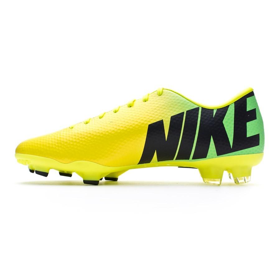 e74803853 Football Boots Nike Mercurial Victory IV FG Vibrant yellow-Neo lime -  Football store Fútbol Emotion