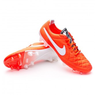 Tiempo Legend V FG Total crimson-White