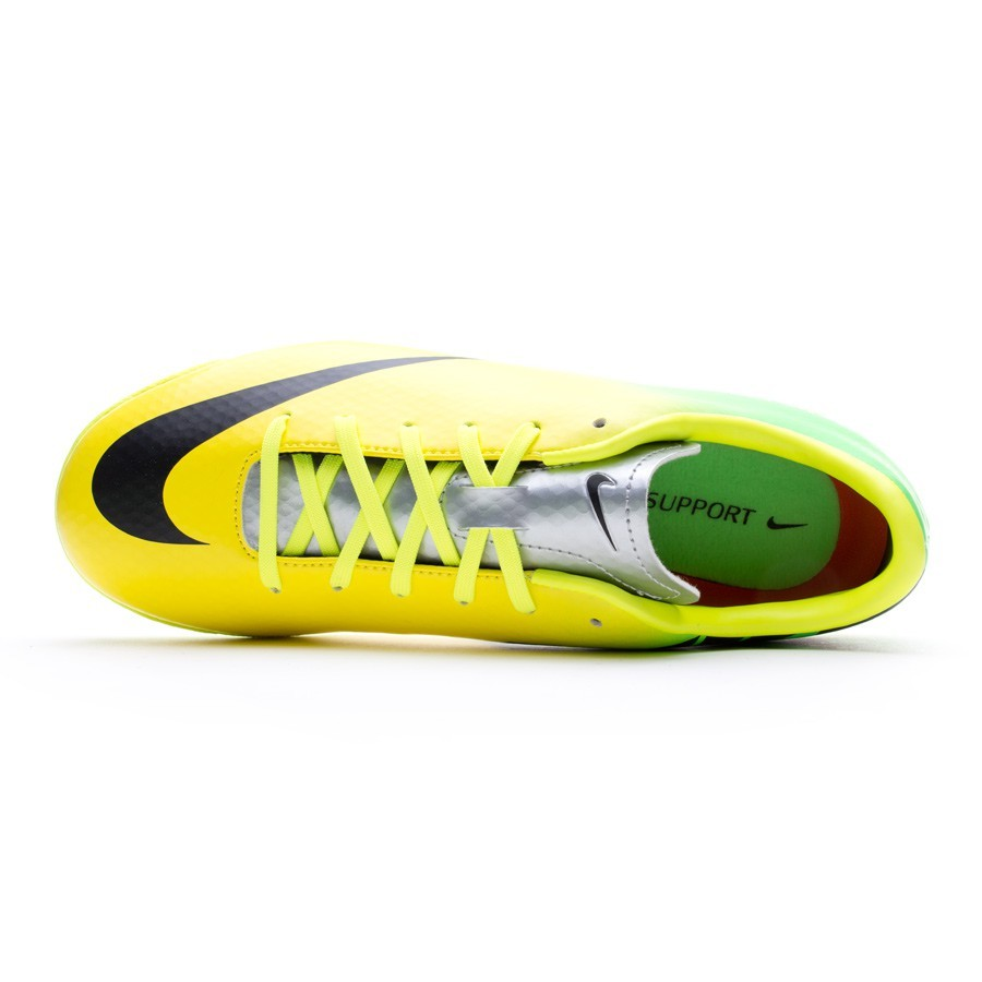 Zapatilla Nike Mercurial Victory Neo IV IC Niño Vibrant Yellow Neo Victory lime 2fff34