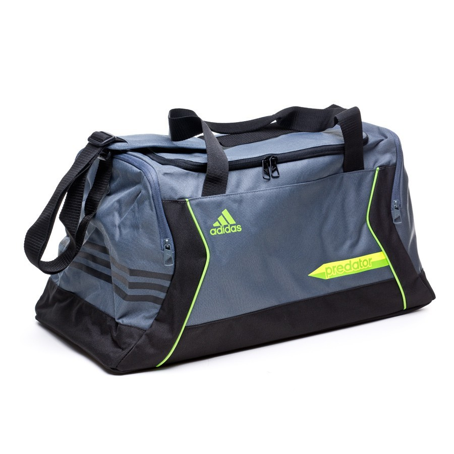 Bag adidas Predator 2013 Gray-Black - Football store Fútbol Emotion b4c8785811769