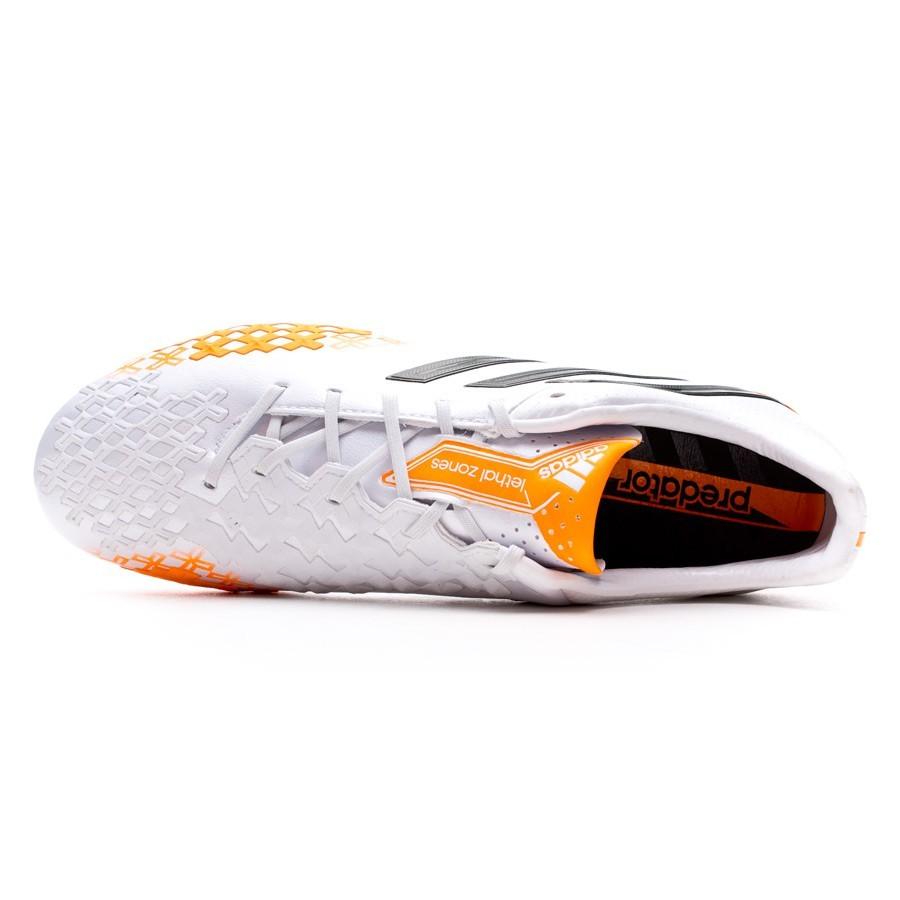 Adidas Predator Lz Trx Fg - Blanco / Verde / Ralladura lgqwf