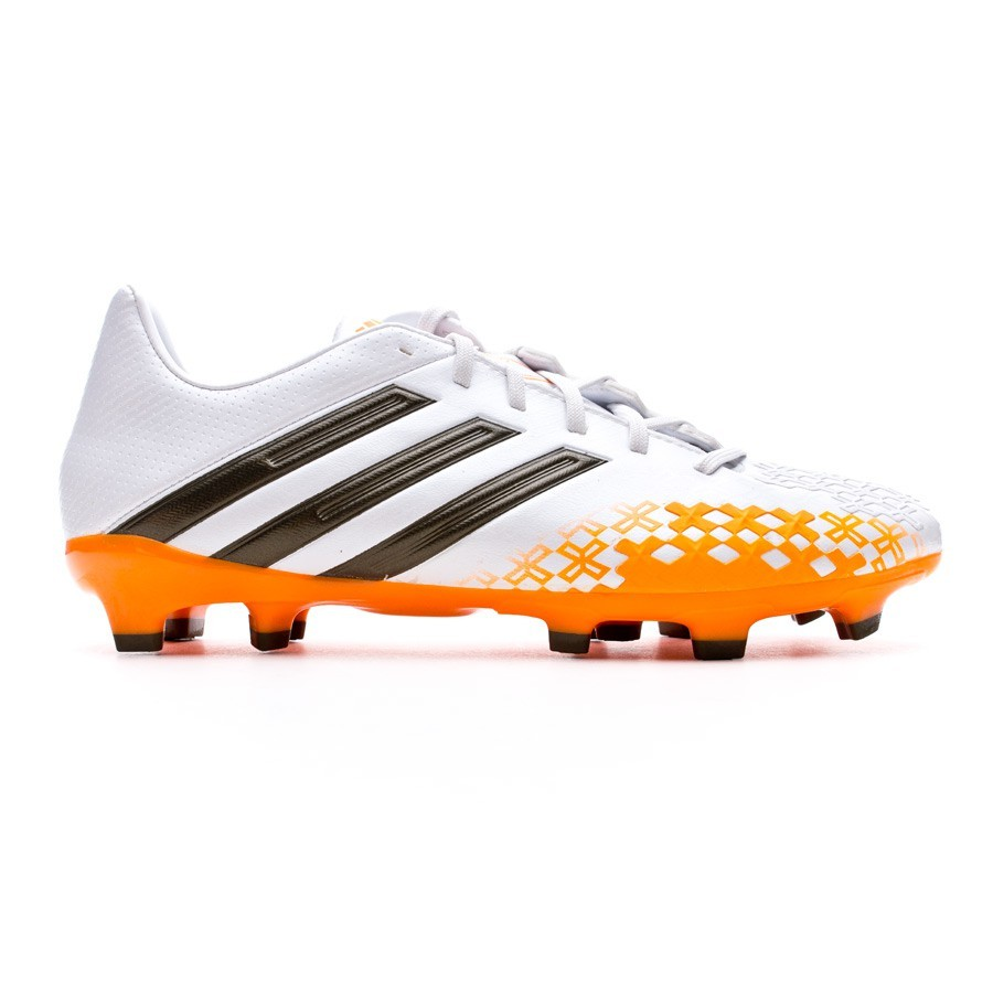 fd17ebaf1 Football Boots adidas Predator Absolion LZ TRX FG Running white-Earth green-Solar  Zest - Football store Fútbol Emotion