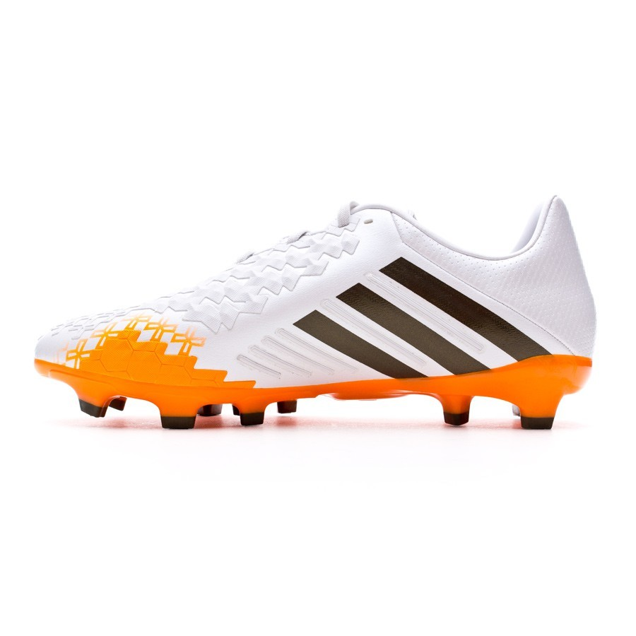 watch 7c675 8b596 Boot adidas Predator Absolion LZ TRX FG Running white-Earth green-Solar  Zest - Football store Fútbol Emotion