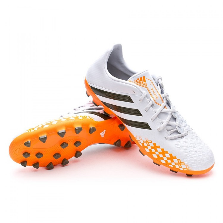d014ec273 Football Boots adidas Predator Absolado LZ TRX AG Running white ...