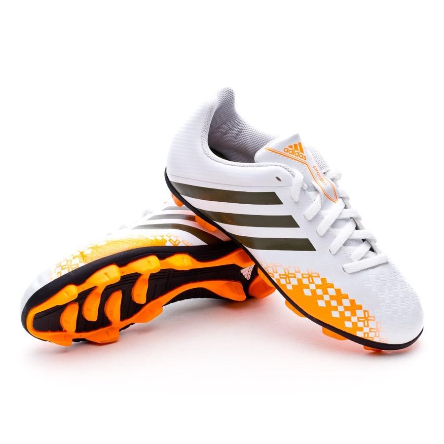 Botas Adidas Predito LZ TRX HG Junior -Rosa- rMH7K4eM7l