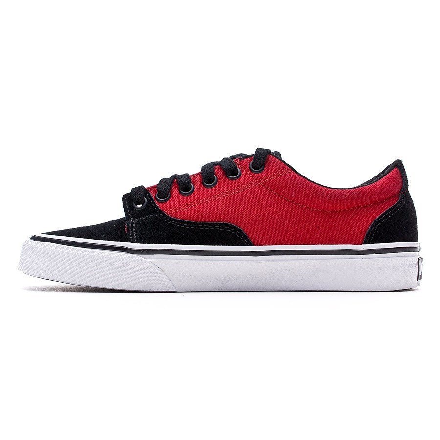 4a5b26676a Trainers Vans Kress 2 Tones Cvs Black-Red - Football store Fútbol Emotion