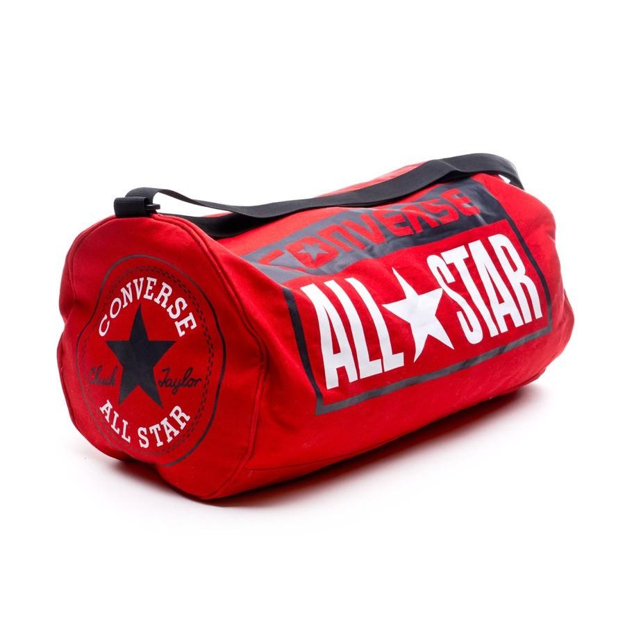 2d7219afa6 Sac de sport Converse All Star Rouge-Noir - Boutique de football Fútbol  Emotion