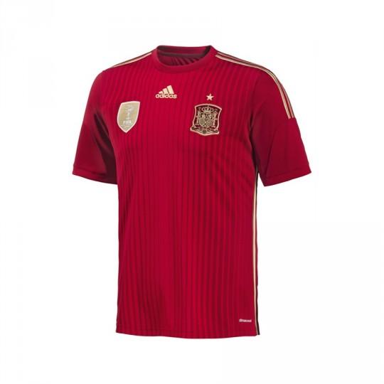 T-Shirt  adidas Seleccion Española 2014 Red