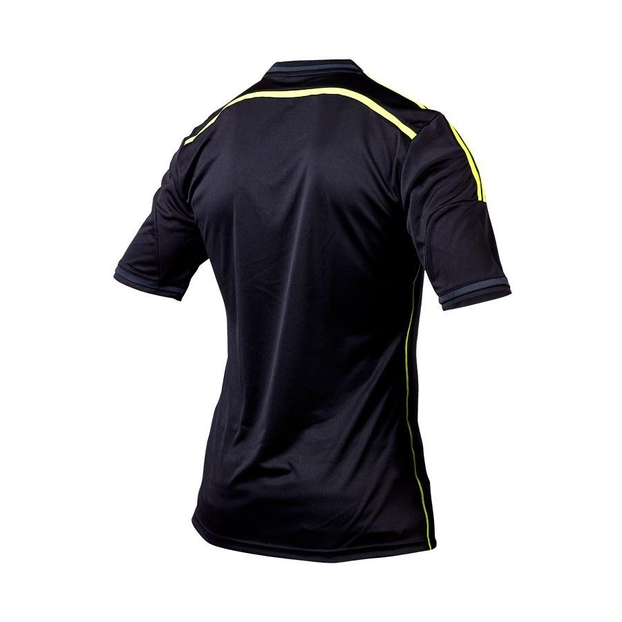 98c2daa0f6 Camiseta adidas Seleccion Española 2014 Negra-Electricity - Soloporteros es  ahora Fútbol Emotion