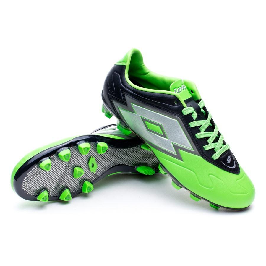 Boot Lotto Zhero Gravity IV 300 FG Green-Black - Football store ... 28b53c035a612