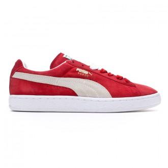 Scarpe  Puma Suede Classic + Team regal red-White