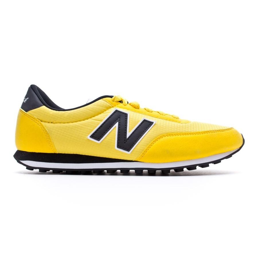 New Balance 410 amarillo