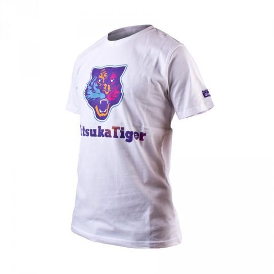 T-Shirt  Onitsuka Tiger Tiger Head Tee White