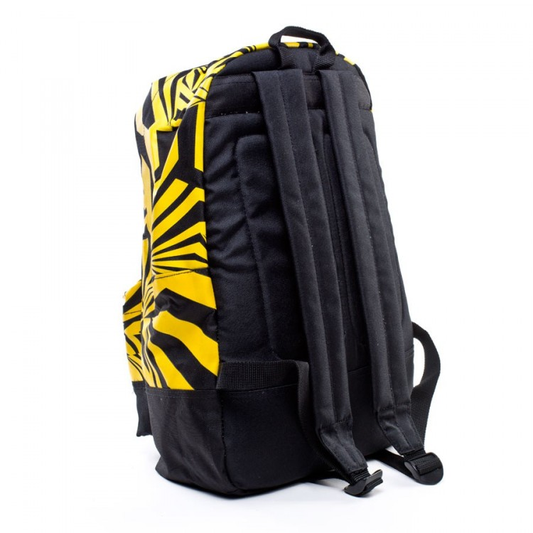 Backpack Onitsuka Tiger Basic Backpack Yellow-Black - Football store ... 051a3cbf9dc8b