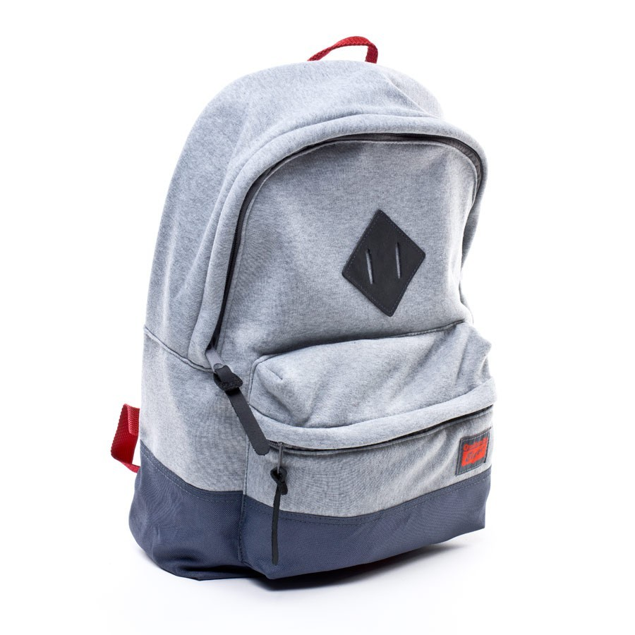 Backpack Onitsuka Tiger Basic Backpack Grey - Football store Fútbol ... 86b4b4631e29a