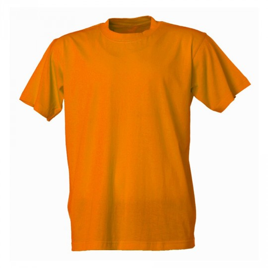 Maillot  Valento Basic Col rond Orange