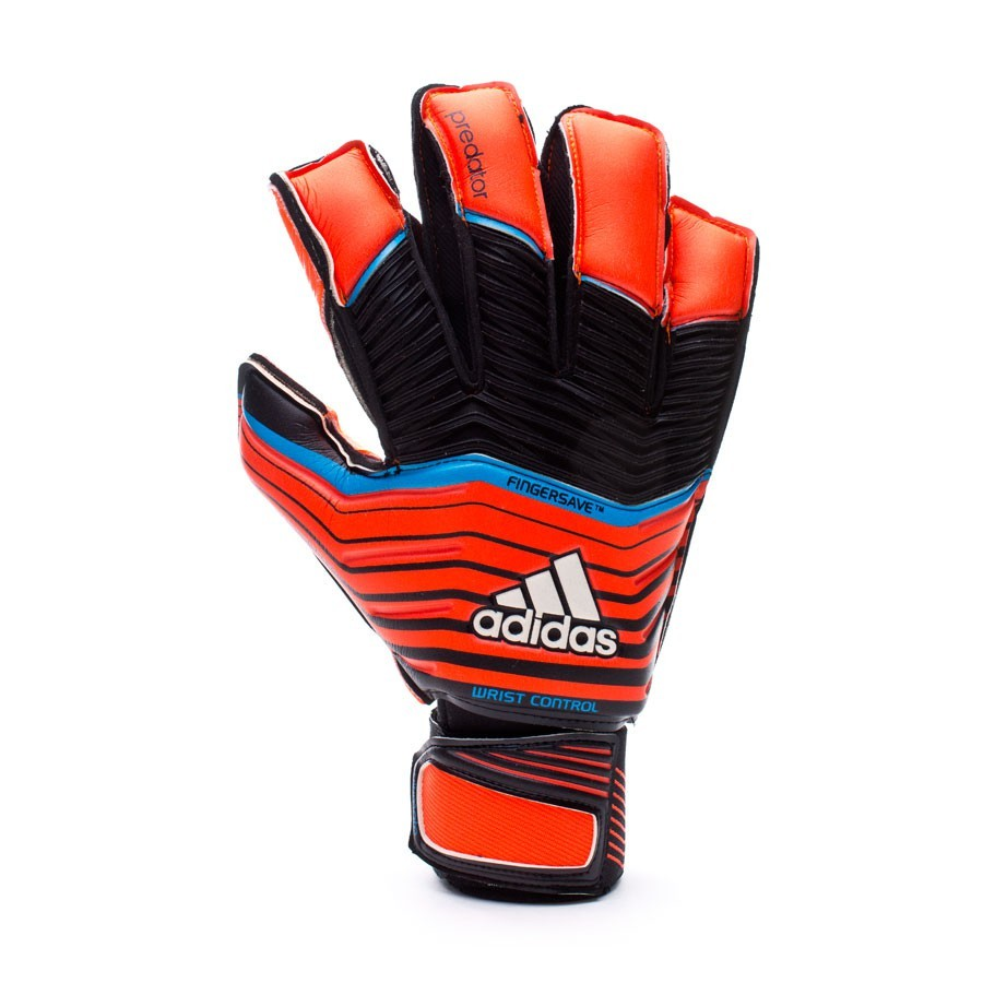 reputable site f8d26 ad5f8 Glove adidas Predator ZONES Ultimate Solar red - Football store Fútbol  Emotion