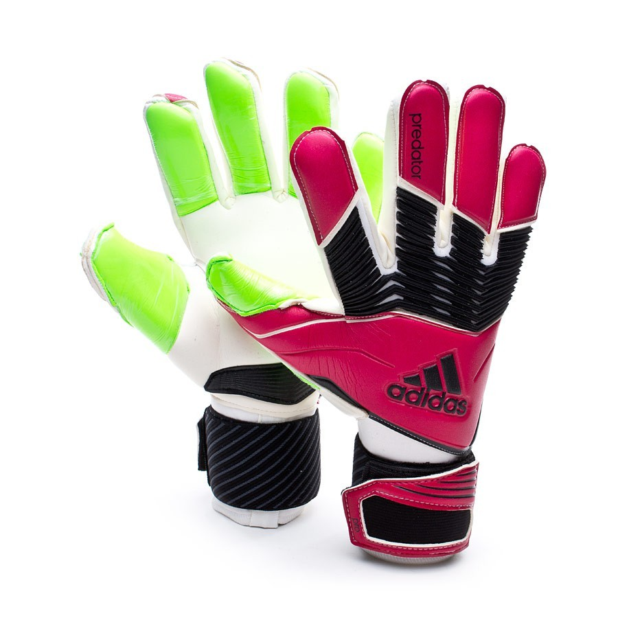 size 40 63be3 9cb0d ... ebay glove adidas predator zones pro iker casillas blast pink leaked  soccer e1684 1830f