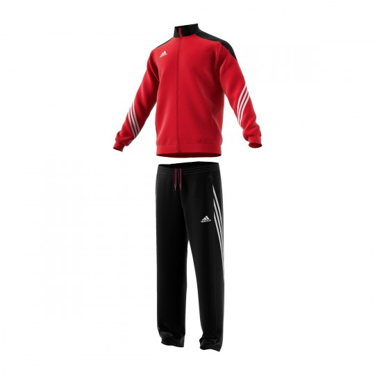 Chándal  adidas jr Sereno 14 Rojo-Negro