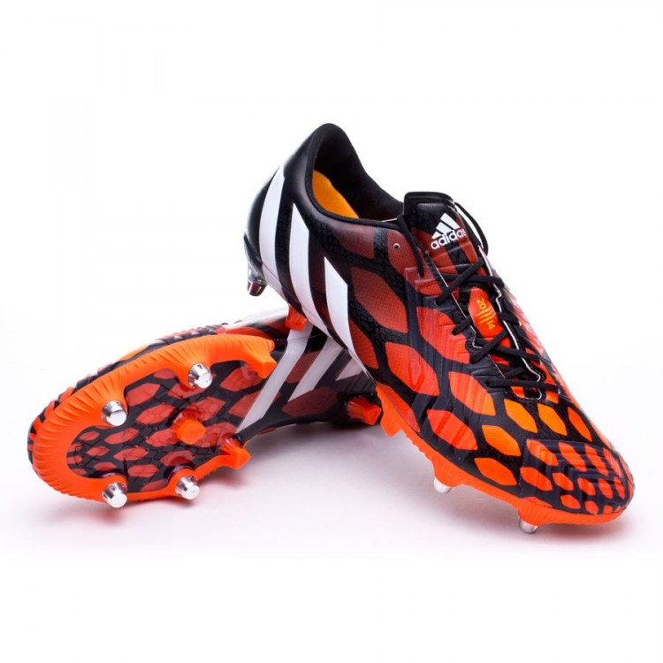 sale retailer 0c8c3 8eec9 bota-adidas-predator-instinct-xtrx-sg-negra-blanca-