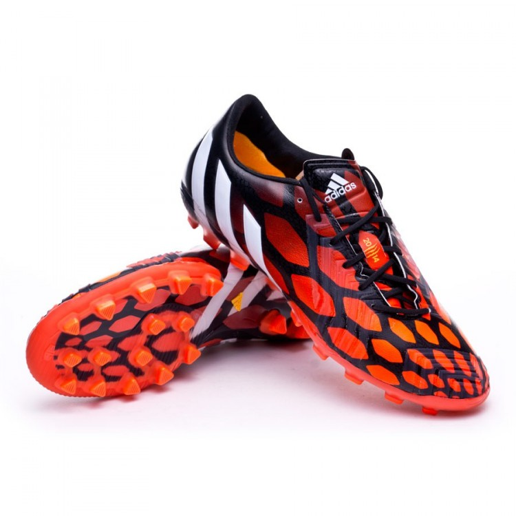 Adidas Predator Instinct AG Schwarz Weiss | Fussballschuh