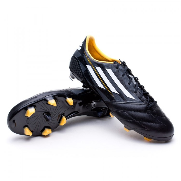 af8196ee161 ... closeout bota adidas adizero f50 trx fg piel negra d2310 43913