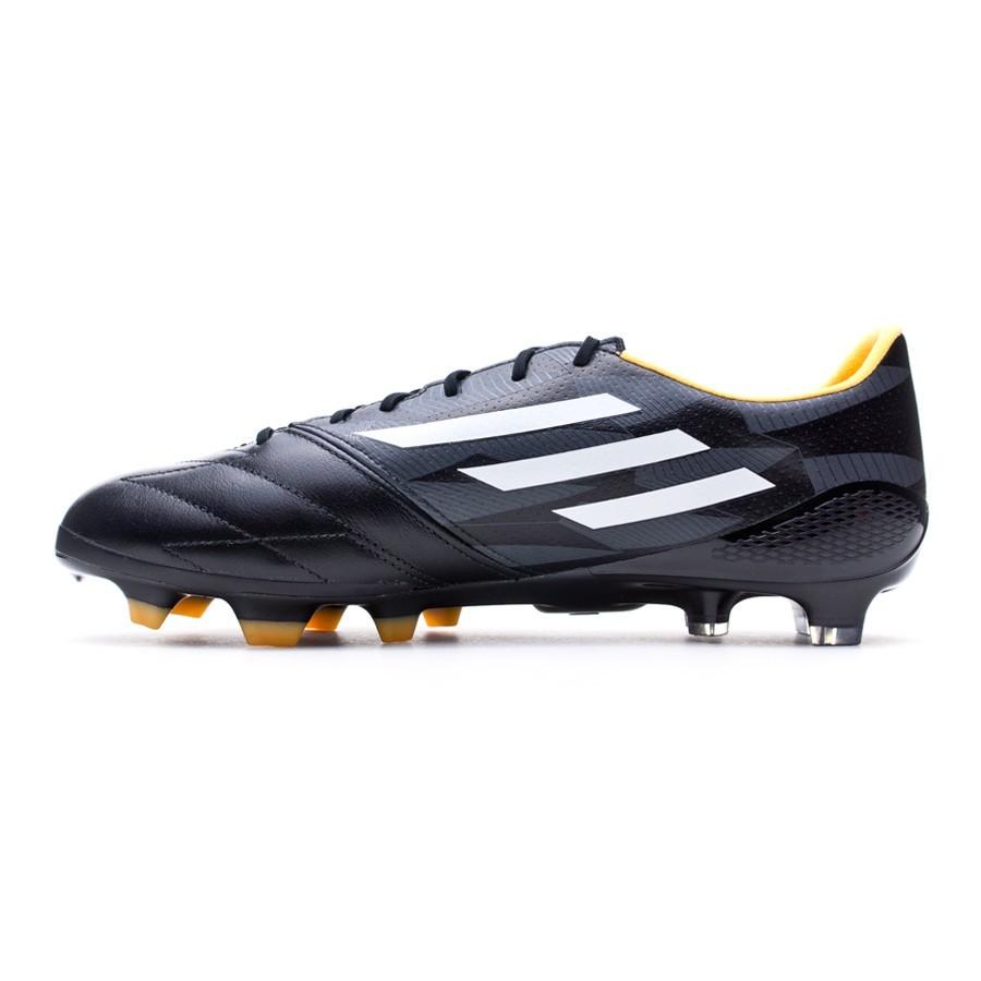 size 40 51438 47475 ... wholesale bota de fútbol adidas adizero f50 trx fg piel negra blanca  solar gold soloporteros es