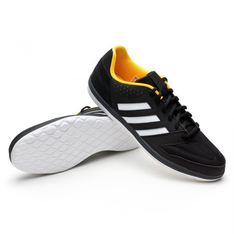 88d98e61cb53b Zapatilla adidas Janeirinha Negra-Blanca - Tienda de fútbol Fútbol ...