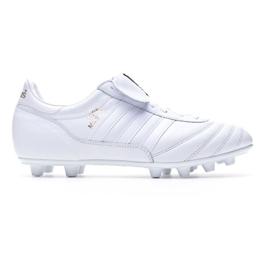 8d9842839c1 Football Boots adidas Copa Mundial Whiteout White-Solar gold - Football  store Fútbol Emotion