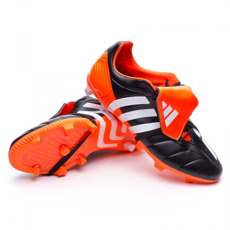 5a25caa42a64 Football Boots adidas Predator Mania FG Black-White-Solar red ...