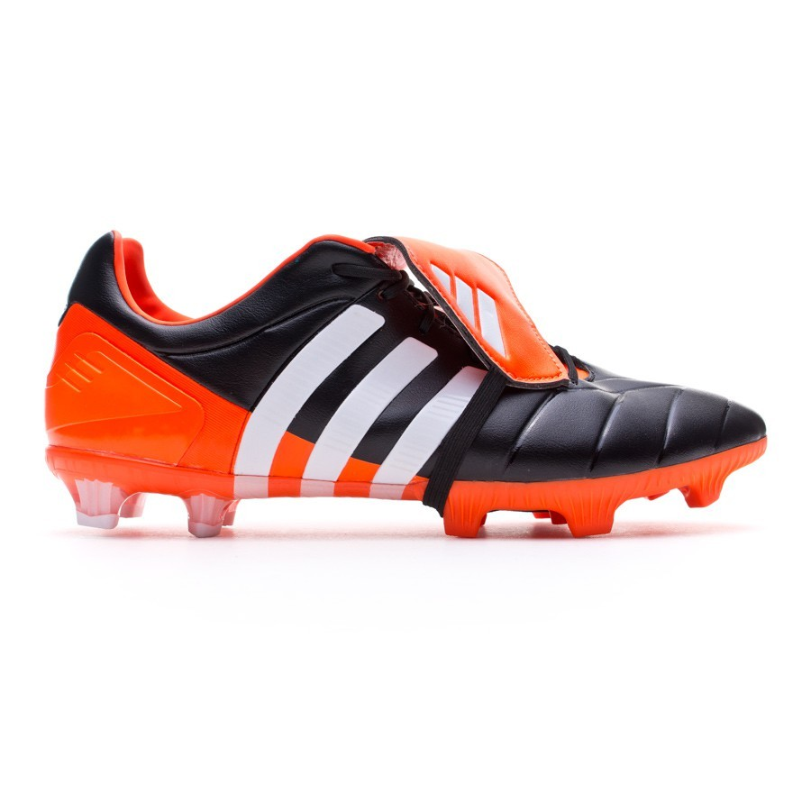 super popular 74945 96513 Boot adidas Predator Mania FG Black-White-Solar red - Soloporteros es ahora  Fútbol Emotion