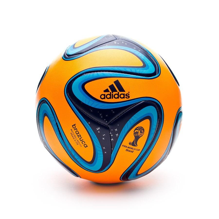Balón adidas Brazuca Playa Naranja - Soloporteros es ahora Fútbol Emotion 9702fa51ffec7