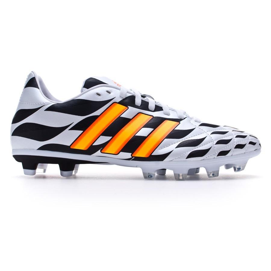 outlet store 273b3 9971d Boot adidas 11Nova TRX FG WC White-Solar gold-Black - Soloporteros es ahora  Fútbol Emotion