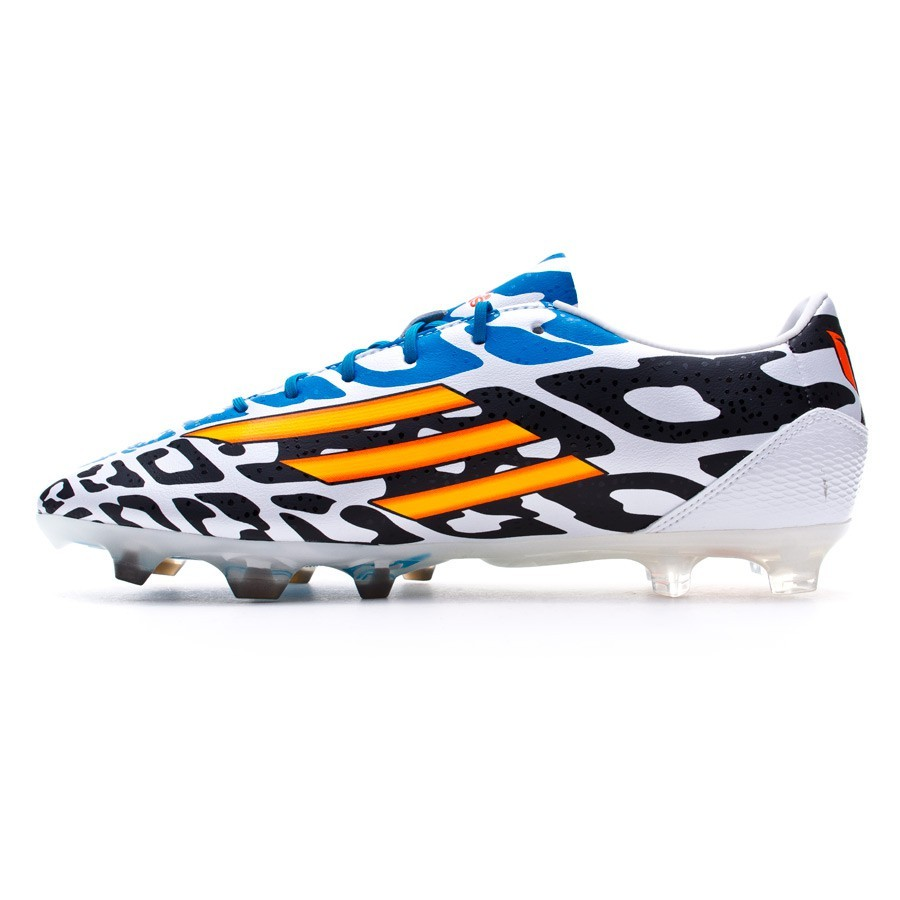 94358f786 Football Boots adidas F30 TRX FG Messi WC White-Solar gold-Black - Football  store Fútbol Emotion