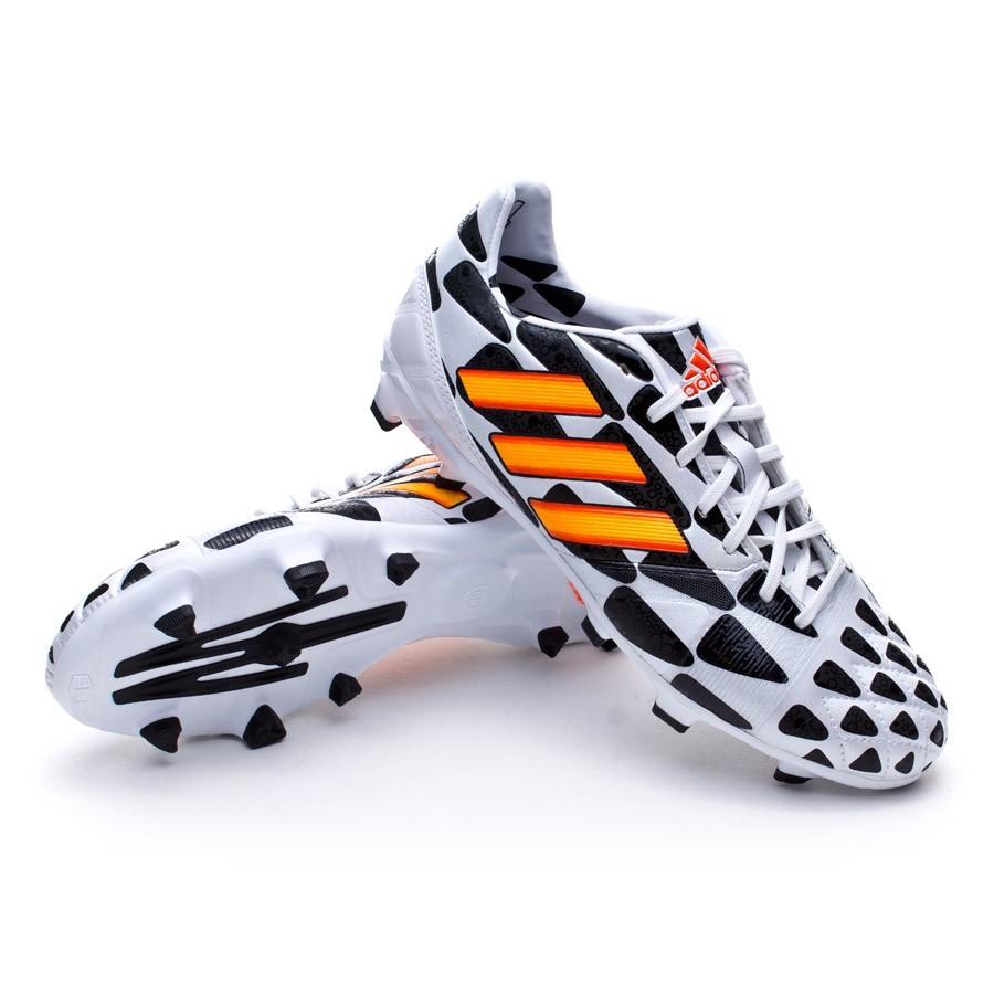 9d5258867ae Football Boots adidas Nitrocharge 2.0 TRX FG WC White-Solar gold ...