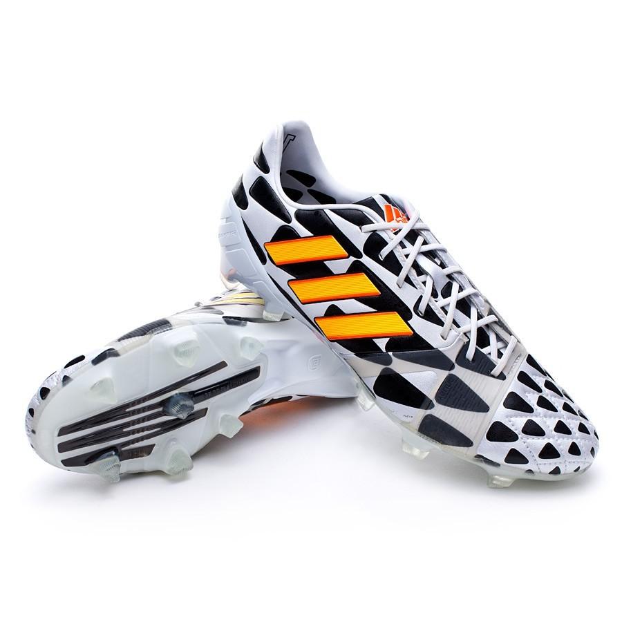 Boot adidas Nitrocharge 1.0 TRX FG WC White-Solar gold-Black ... 634ee2c2854c2