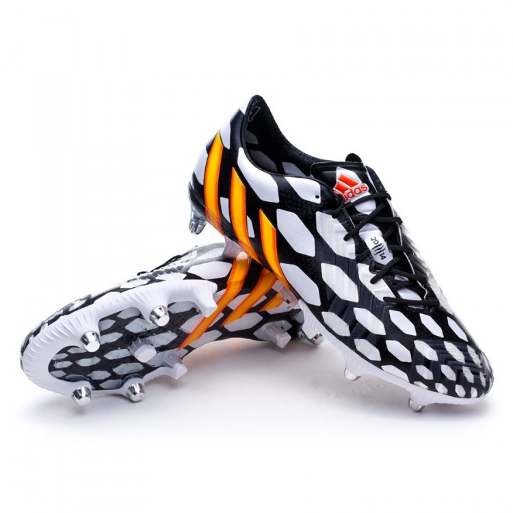 cade1dfb7fd Football Boots adidas Predator Instinct SG WC White-Solar gold-Black ...