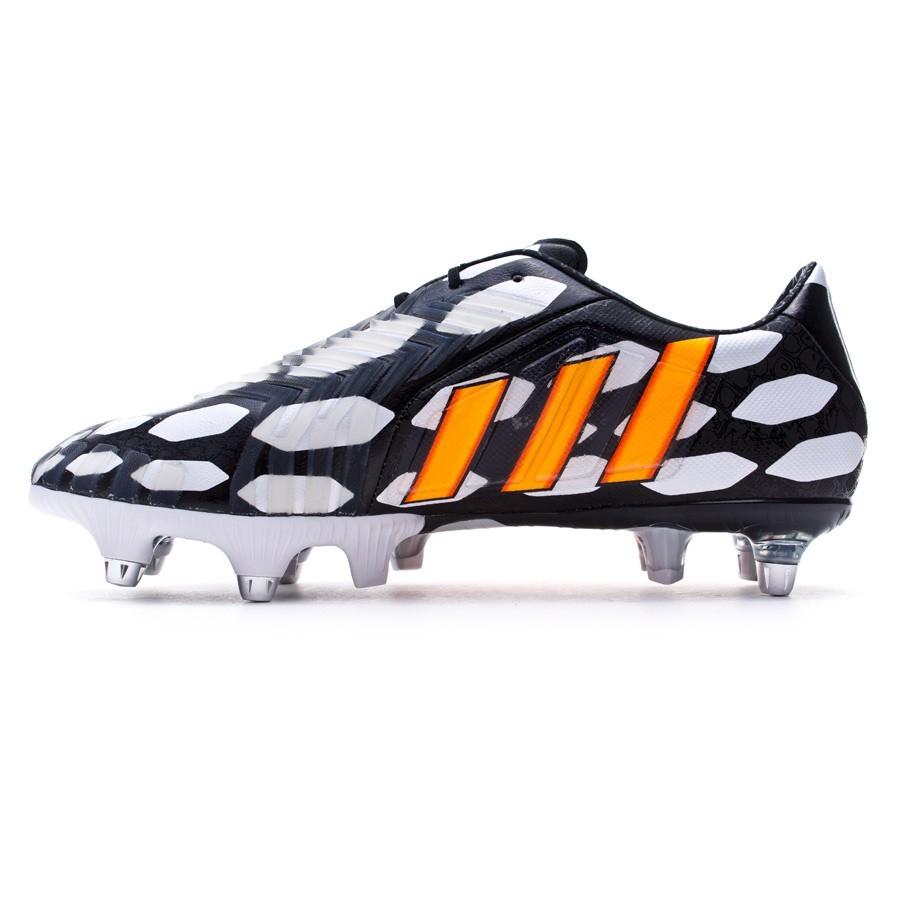 d8c46e361 Football Boots adidas Predator Instinct SG WC White-Solar gold-Black -  Football store Fútbol Emotion