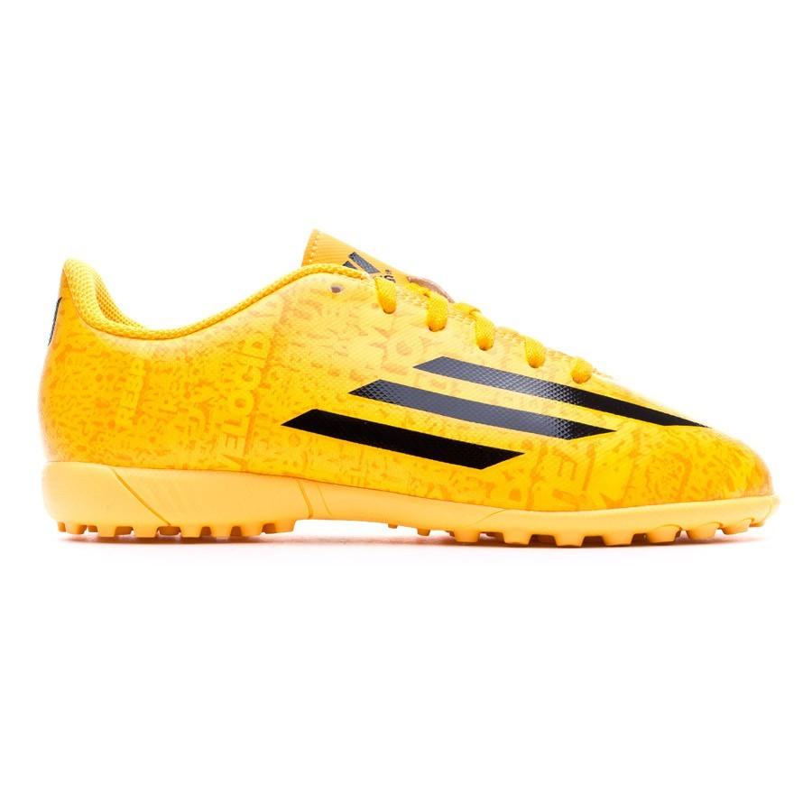 sale retailer 0c3f0 8304c Boot adidas Jr F5 TRX Turf Solar gold-Black - Soloporteros es ahora Fútbol  Emotion