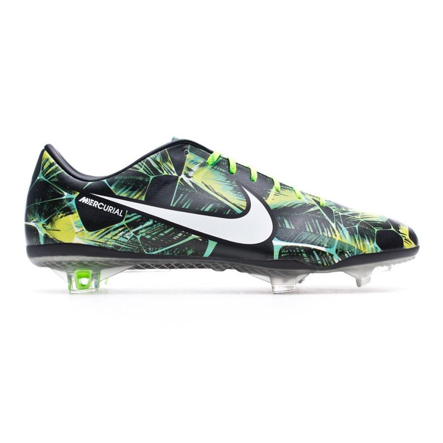2e9cdffc3 Football Boots Nike Mercurial Vapor IX FG Tropical Pack Flash lime -  Football store Fútbol Emotion
