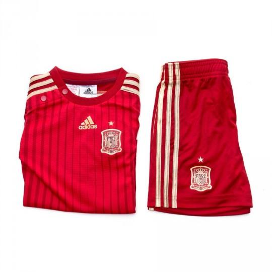 Tenue  adidas Bébé Sélection Espagnole 2014 Rouge