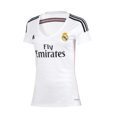 Real Madrid Home Mujer