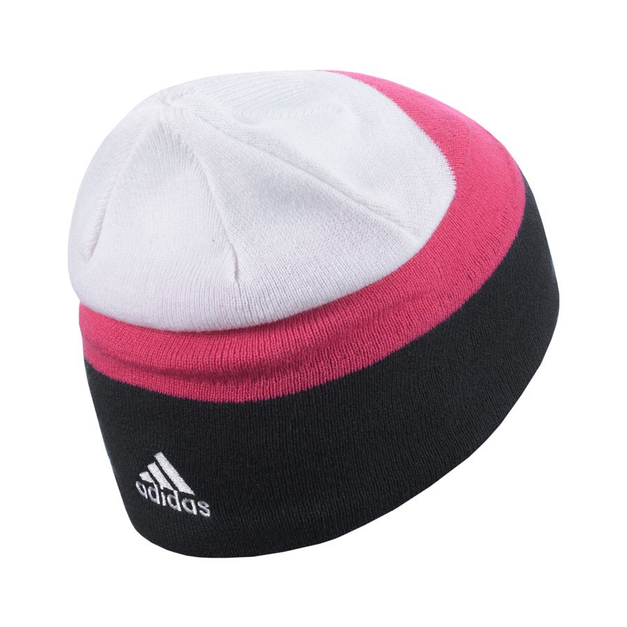 f4fa8fbbfe842 Beanie adidas Real Madrid White-Blast pink - Football store Fútbol Emotion