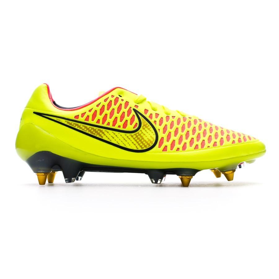 c5c33a263a60 Football Boots Nike Magista Opus SG-Pro ACC Volt-Hyper punch - Tienda de  fútbol Fútbol Emotion