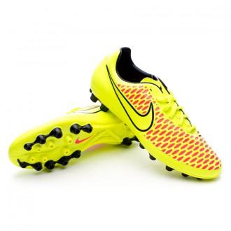 Chuteira  Nike Magista Onda AG Volt-Hyper punch