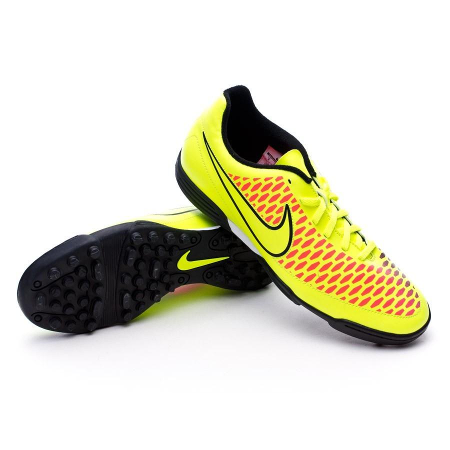 156f8426a8d0a Bota de fútbol Nike Magista Ola Turf Volt-Hyper punch - Tienda de fútbol  Fútbol Emotion