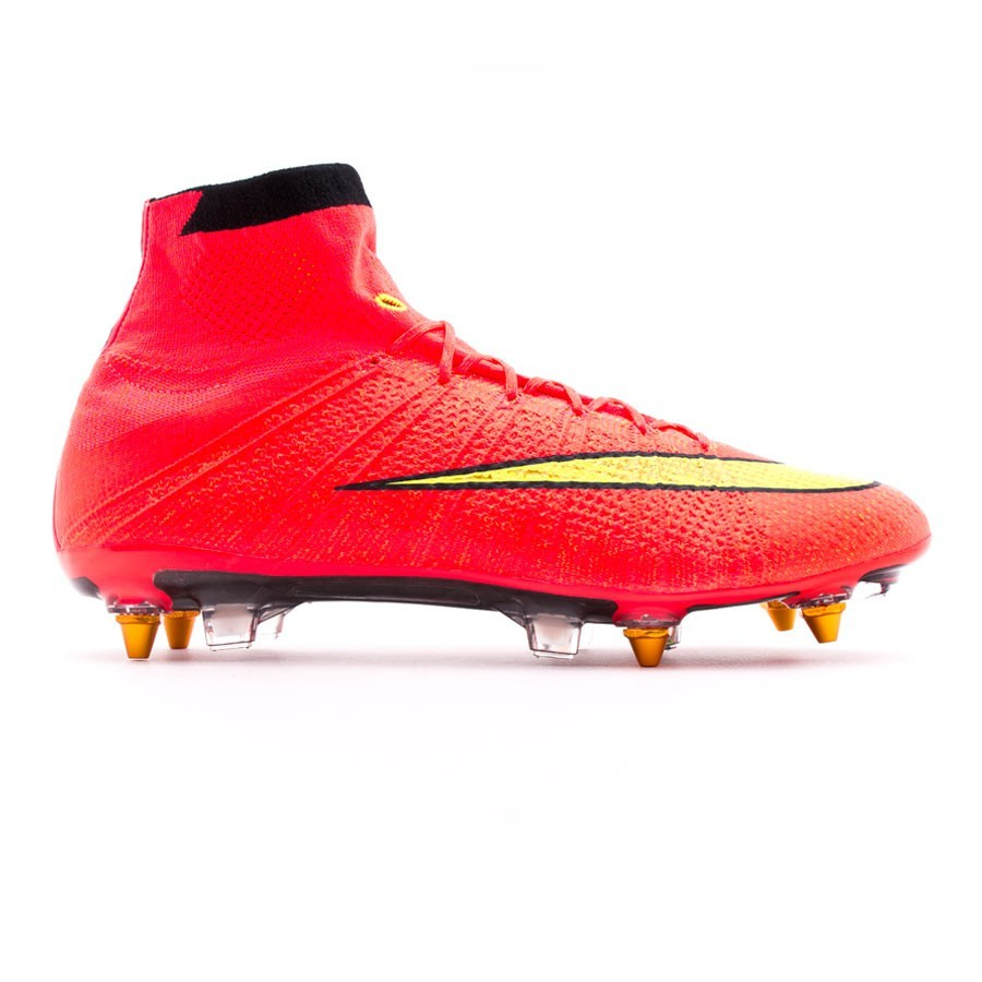 f0c4a978f790 Football Boots Nike Mercurial Superfly SG-Pro ACC Hyper punch-Gold -  Football store Fútbol Emotion