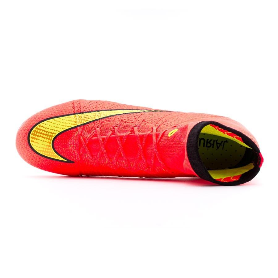 5ab93bfecb023 Bota de fútbol Nike Mercurial Superfly SG-Pro ACC Hyper punch-Gold - Tienda de  fútbol Fútbol Emotion