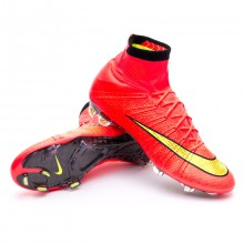 Mercurial Superfly FG ACC Hyper punch-Gold